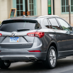 2021 Buick Envision Exterior