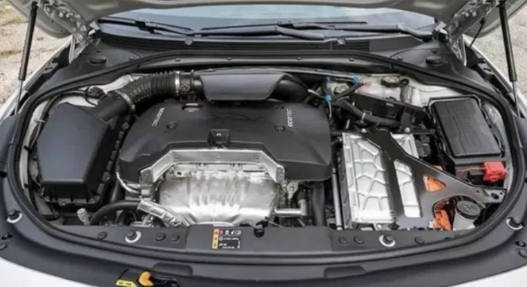 2021 Buick LaCrosse Engine