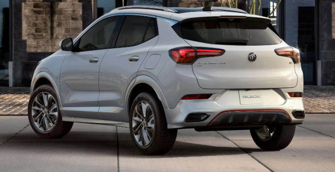 Price Of A 2021 Buick Encore | 2021 Buick