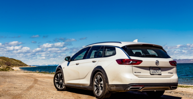2021 Buick Regal TourX Exterior