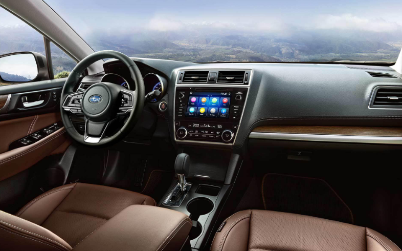 2021 Buick Regal TourX Interior