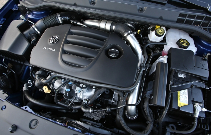 2021 Buick Excelle GT Engine
