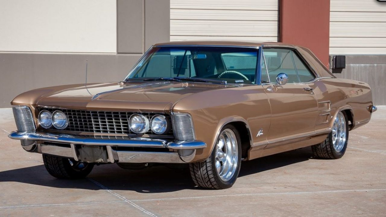 1963 Buick Riviera For Sale For $32,000 | Gm Authority New 2022 Buick Riviera Pictures, Grill, Models