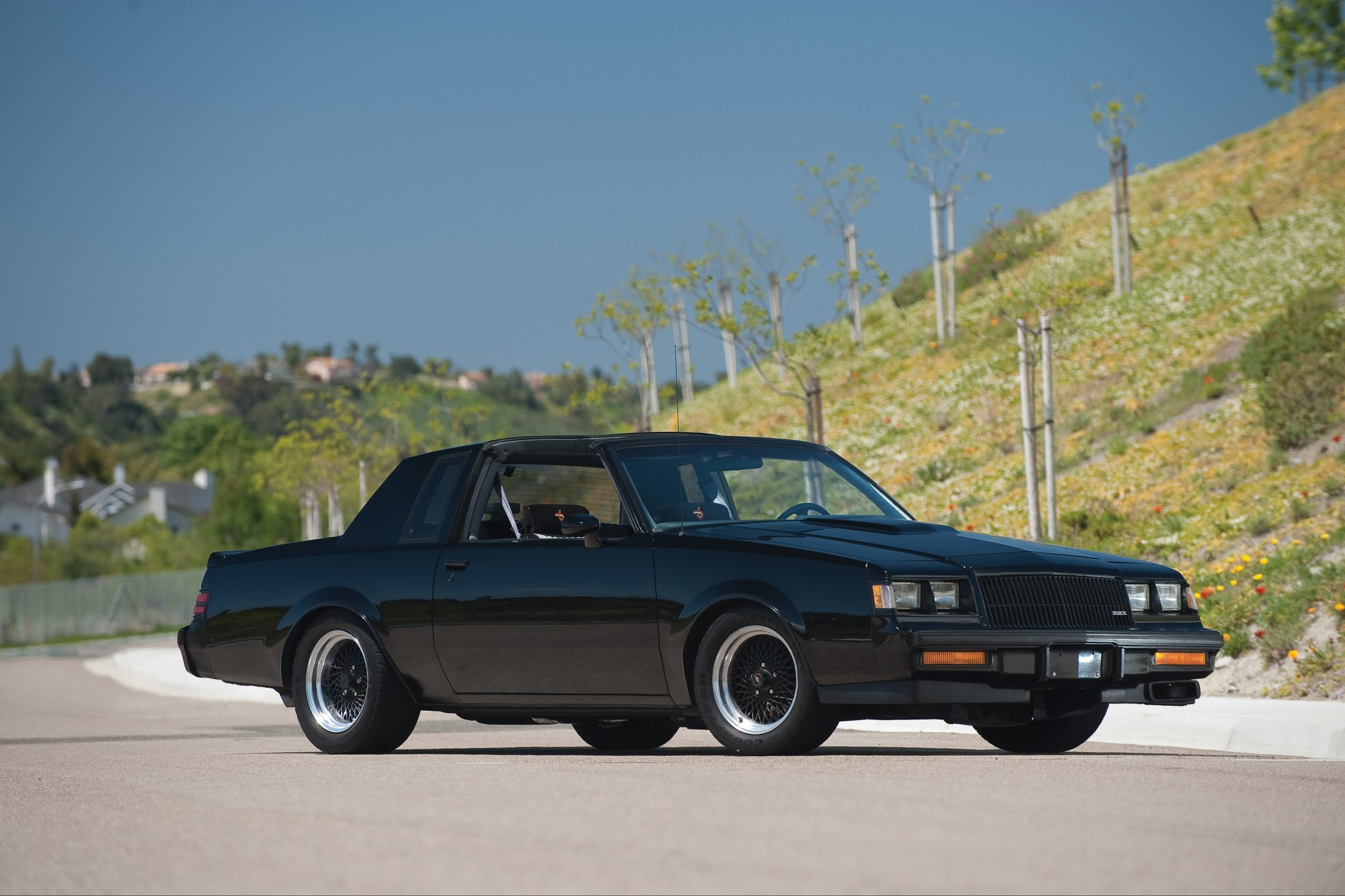 1982 - 1987 Buick Grand National | Top Speed New 2022 Buick Regal Gas Mileage, News, Grand National Specs