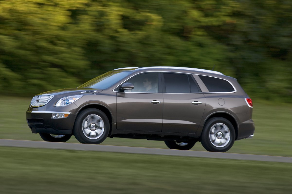 2011 Buick Enclave: Driven Can A New 2021 Buick Enclave Be Flat Towed