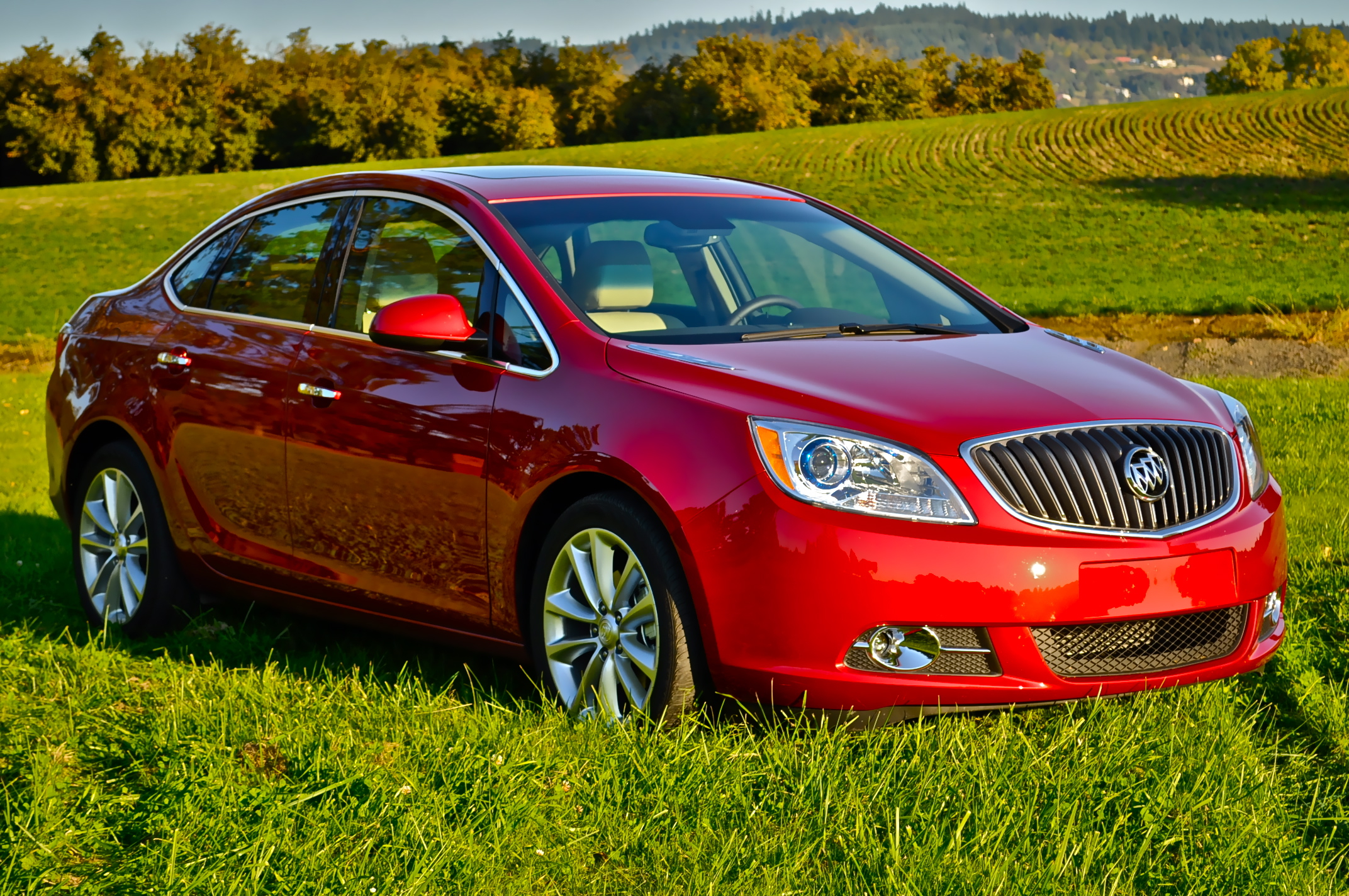 2012 Buick Verano First Drive Review 2022 Buick Verano Tire Size, Mpg, Gas Mileage