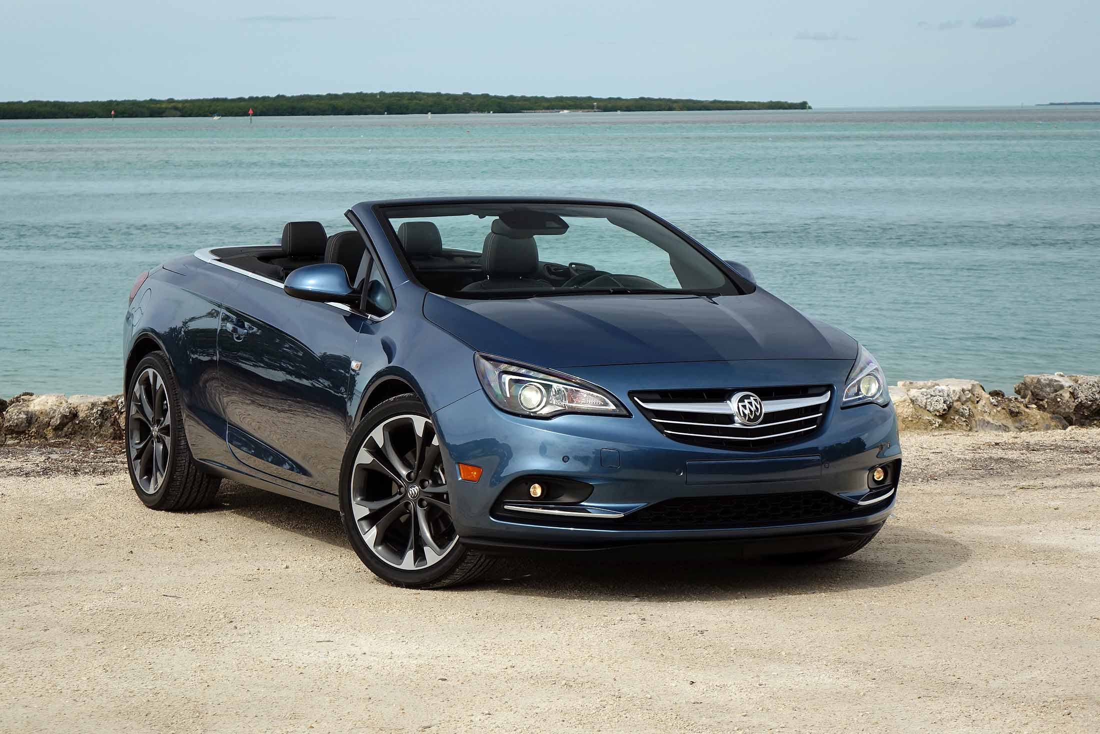2016 Buick Cascada First Drive Review 2021 Buick Cascada Features, Gas Type, Hp