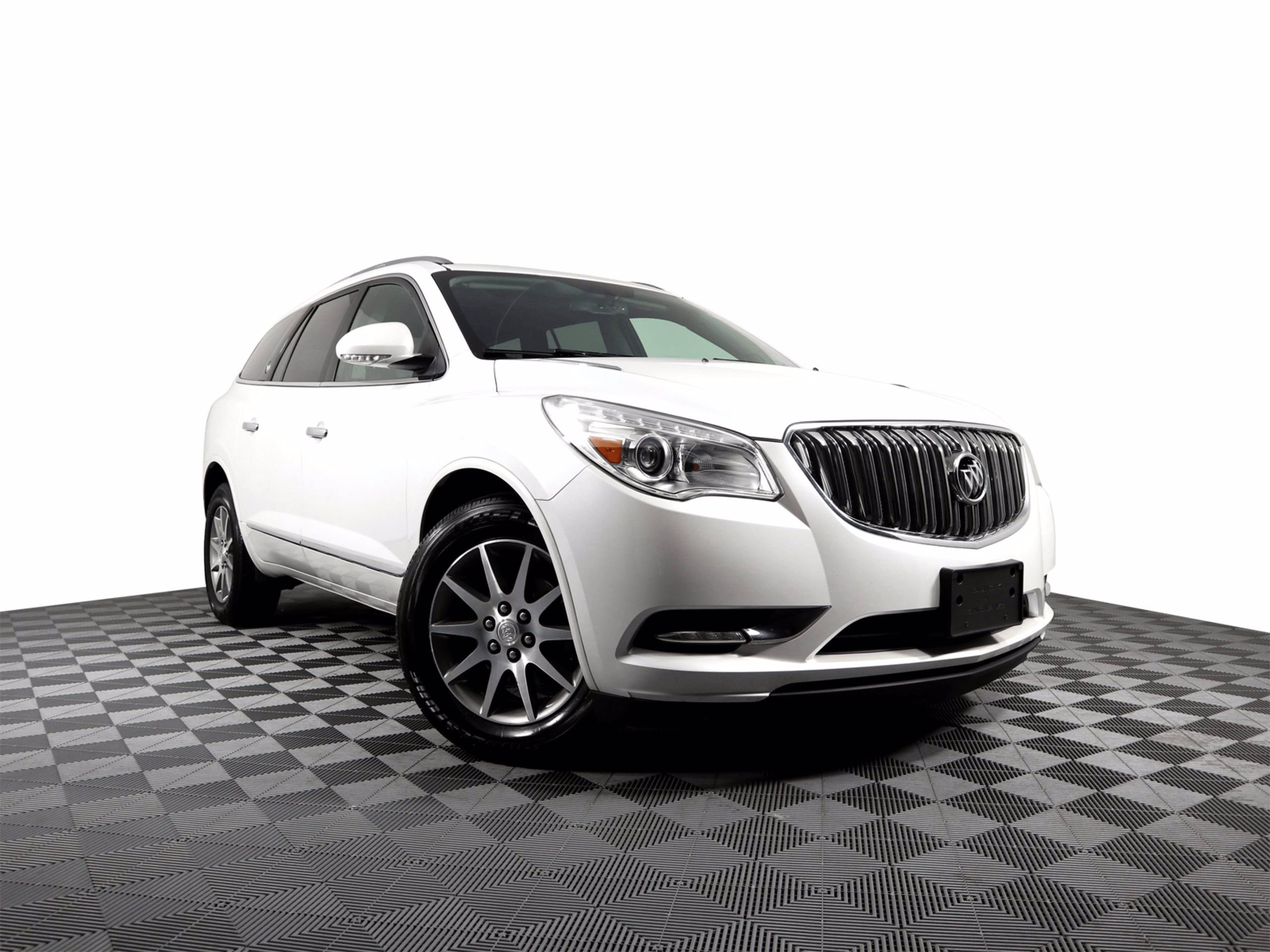 2016 Buick Enclave Leather Awd 2022 Buick Enclave Manual, Maintenance Schedule, Mileage