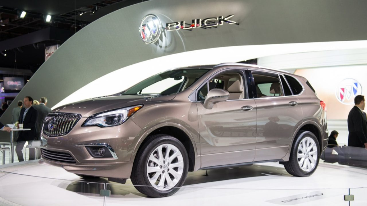 2017 Buick Envision Changes, Updates Detailed | Gm Authority 2022 Buick Envision Mpg, Models, Manual