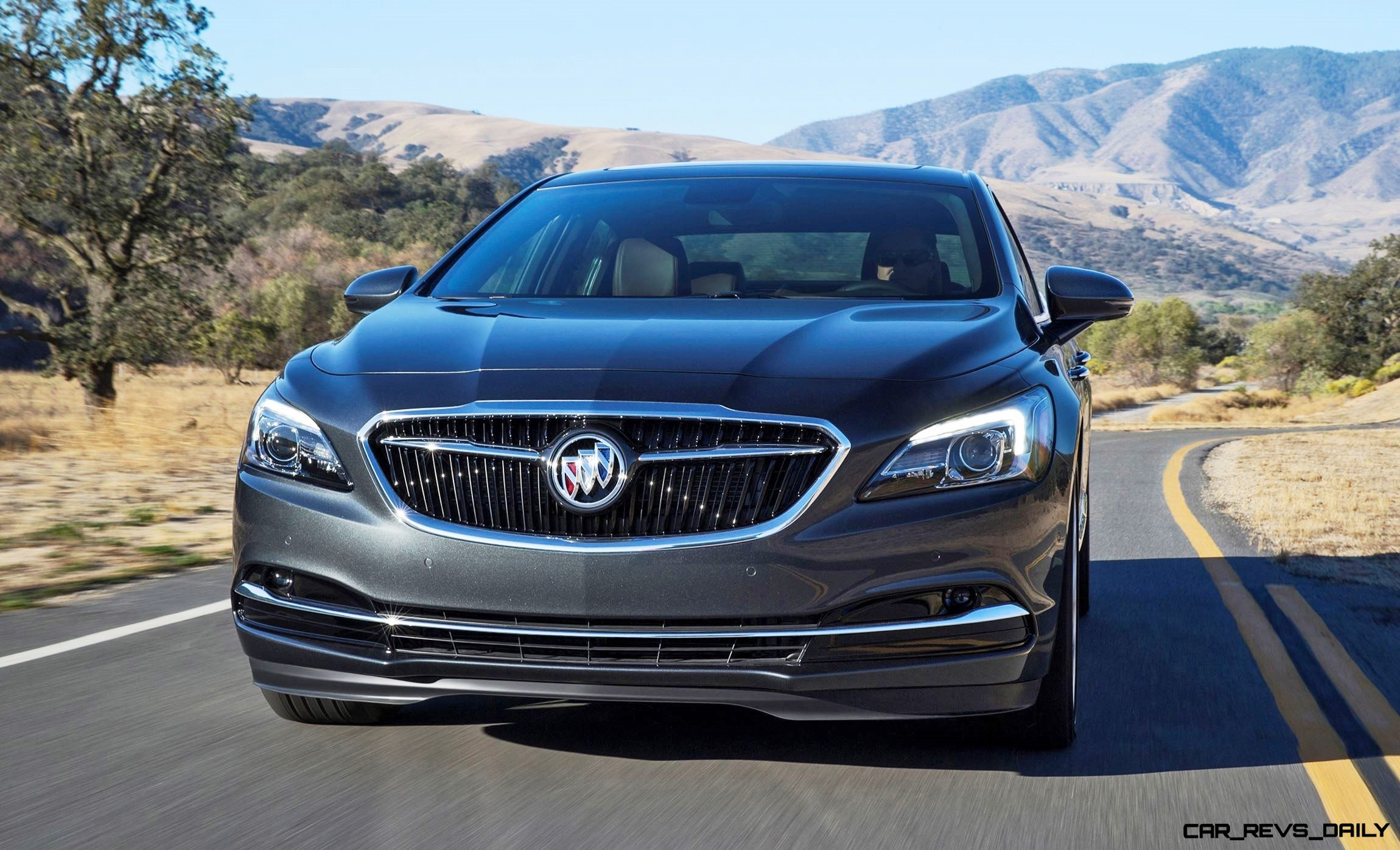 2017 Buick Lacrosse - All-New Luxury Limo Is Truly Plush New 2022 Buick Lacrosse Images, Inside, Length