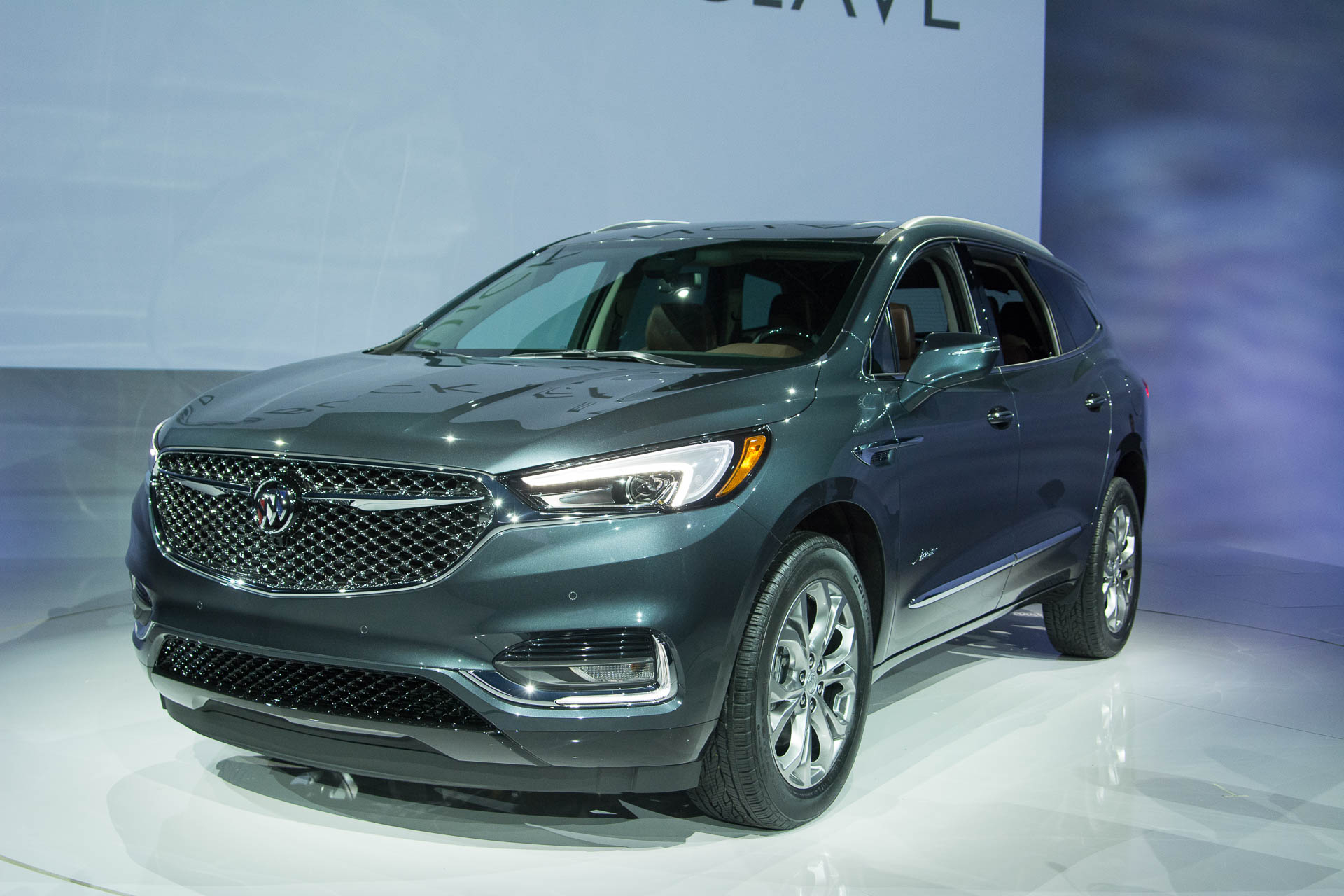 2018 Buick Enclave Revealed With Luxurious Avenir Trim New 2022 Buick Enclave Trim Levels, Transmission, Towing