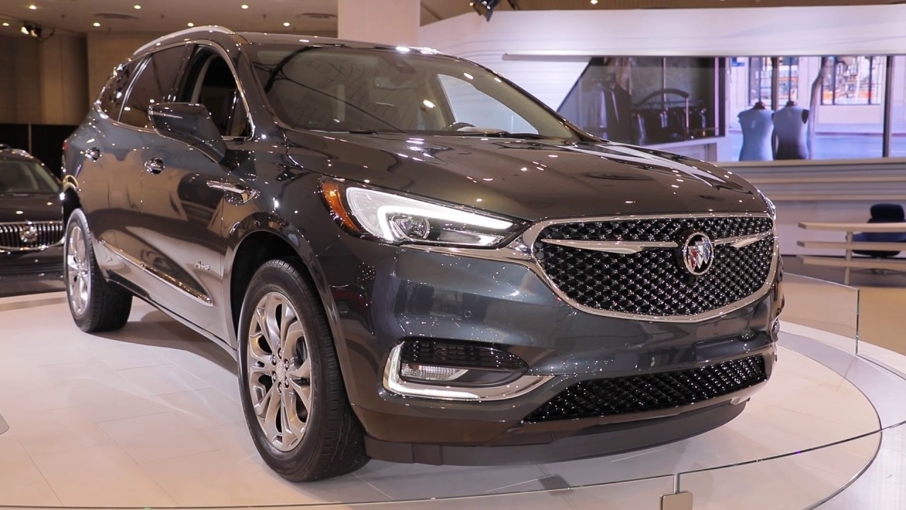 2018 Buick Enclave Video Preview Can A New 2022 Buick Enclave Be Flat Towed