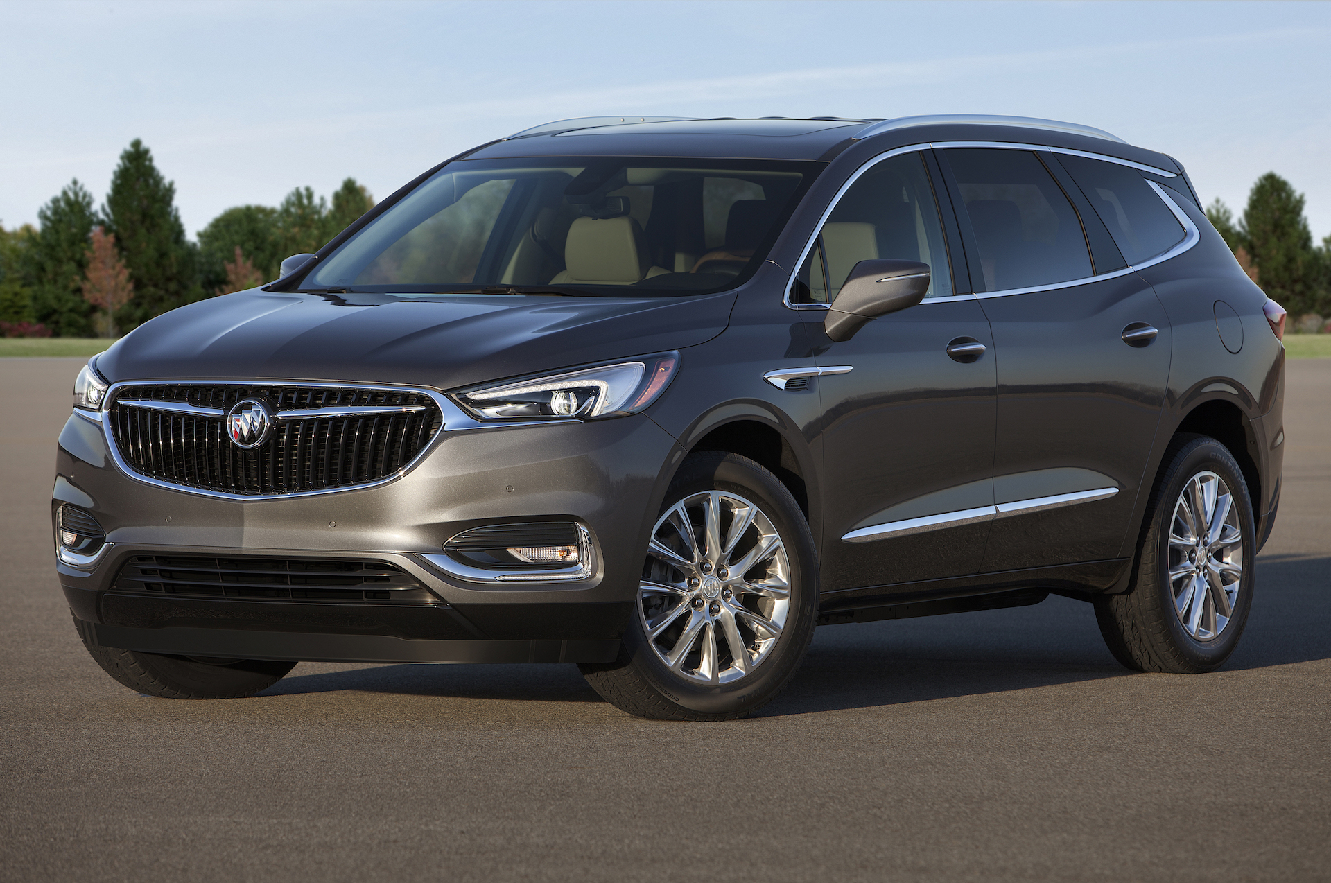 2018 Buick Enclave Vs. 2018 Acura Mdx: Compare Cars New 2021 Buick Enclave Interior Pictures, Invoice Price, Lease