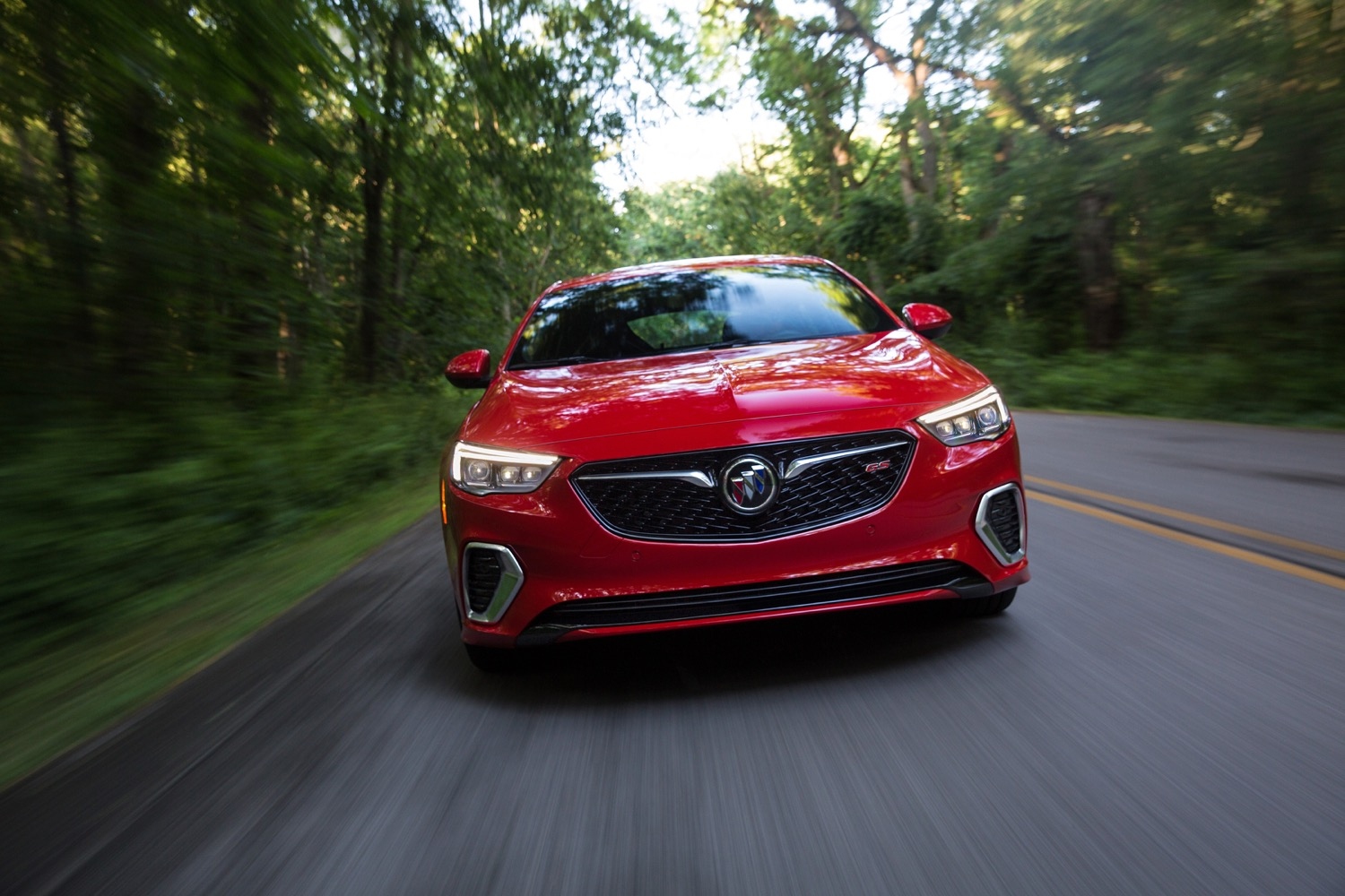2018 Buick Regal Gs Revealed With V6 Engine | Gm Authority New 2022 Buick Regal Gs Colors, Changes, Horsepower