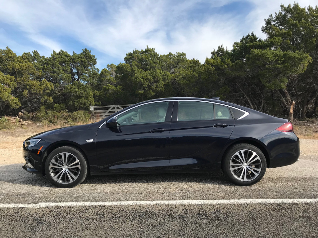 2018 Buick Regal Sportback First Drive Review: The Crossover 2022 Buick Regal Sportback Review, Price, 0-60