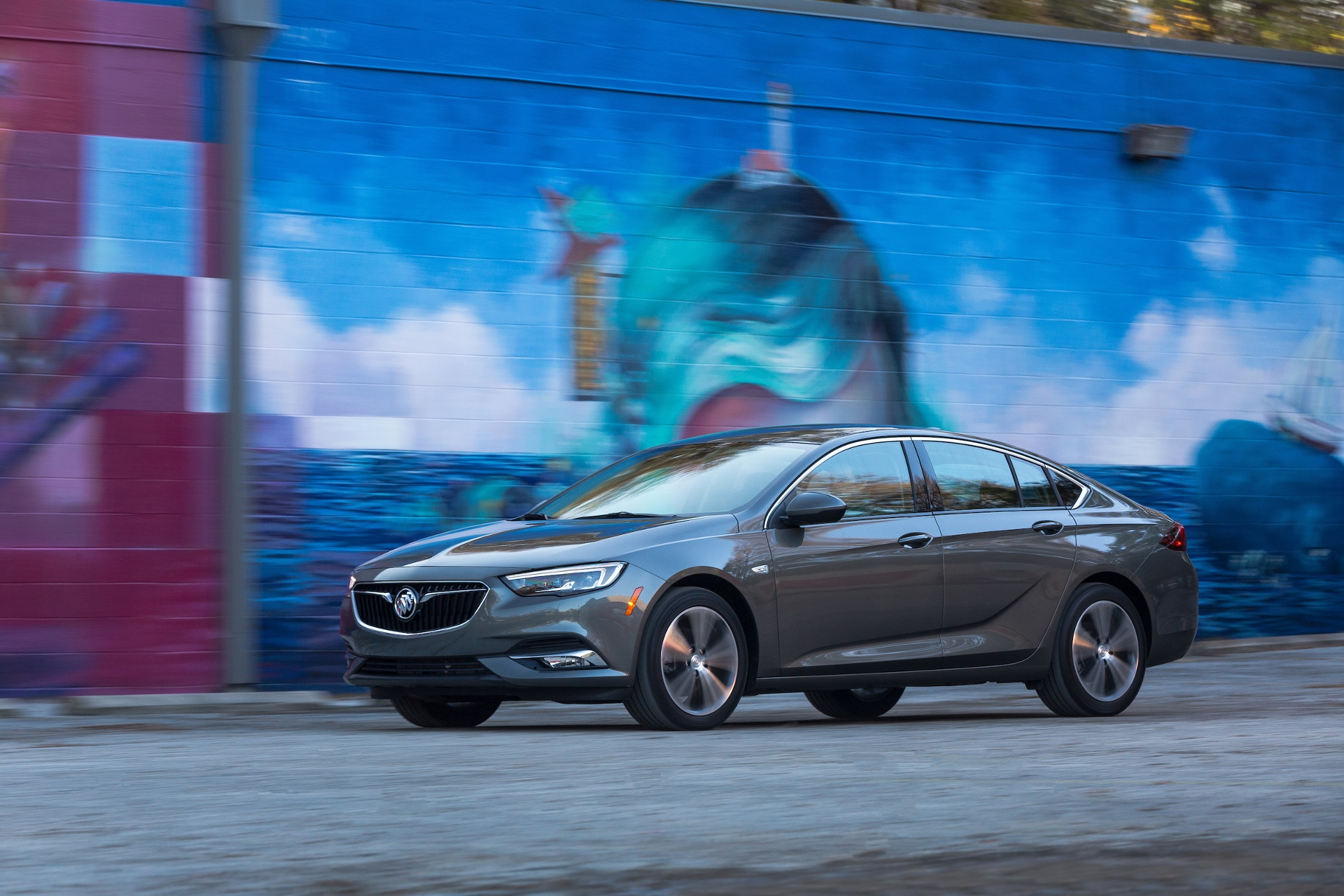 2018 Buick Regal Sportback First Drive Review: The Crossover New 2022 Buick Regal Sportback Review, Price, 0-60