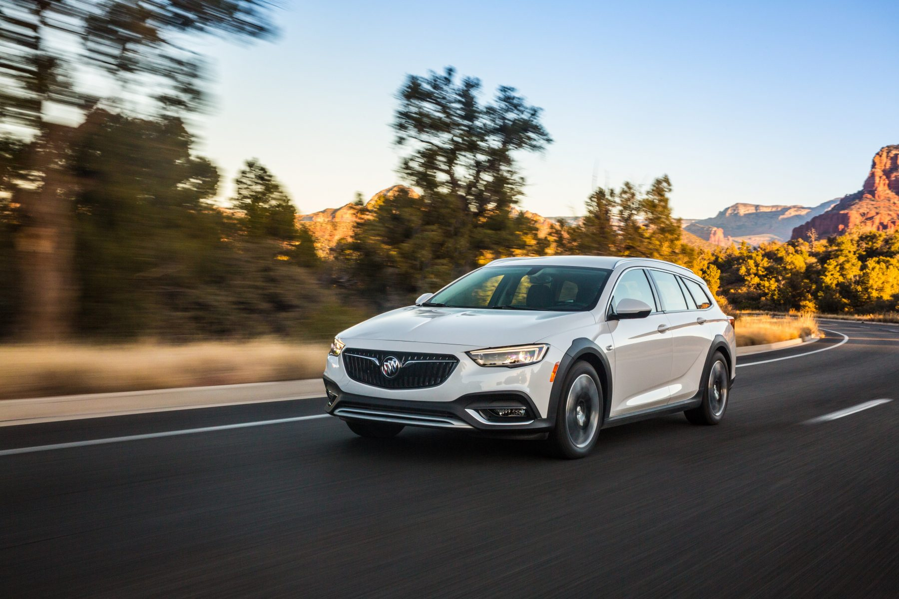 2018 Buick Regal Tourx Second Take: King Of The Wagon 2022 Buick Regal Tourx Review, Specs, 0-60