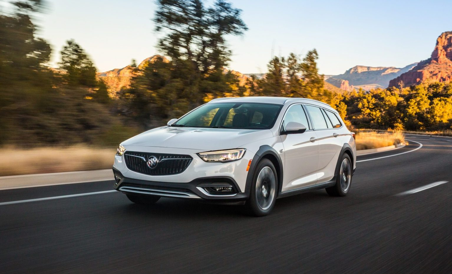 2018 Buick Regal Tourx Second Take: King Of The Wagon New 2022 Buick Regal Lease, Length, Trim Levels