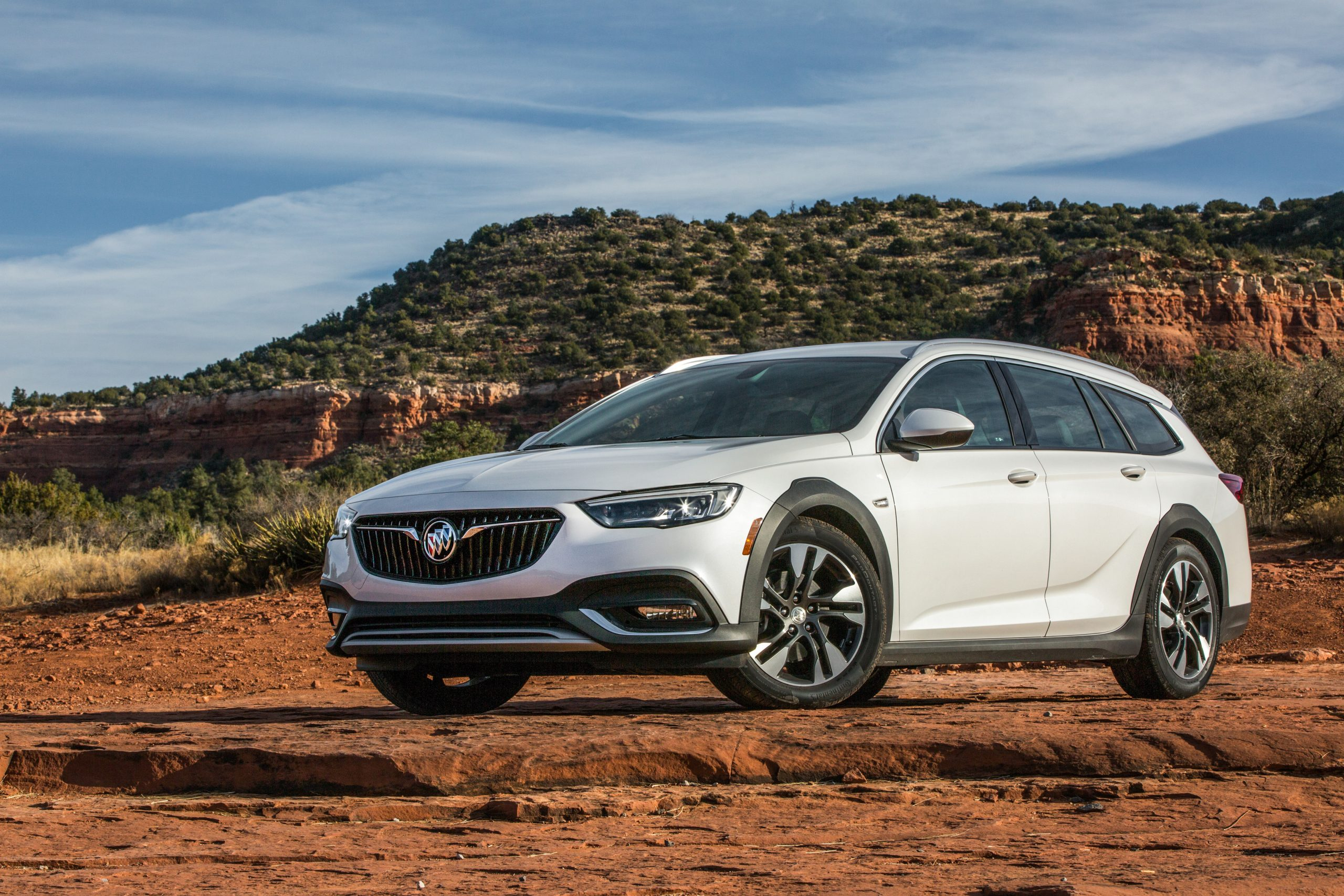 2018 Buick Regal Tourx Second Take: King Of The Wagon New 2022 Buick Regal Tourx Price, Lease, Awd