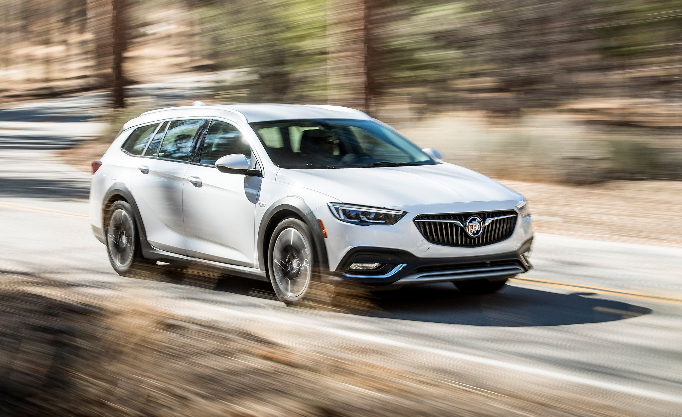 2018 Buick Regal Tourx Test | Review | Car And Driver New 2021 Buick Regal Tourx Review, Specs, 0-60
