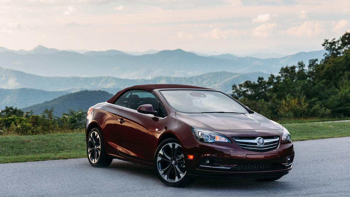 2019 Buick Cascada In Monroe, Nc | Griffin Buick Gmc 2022 Buick Cascada Inventory, Images, Incentives