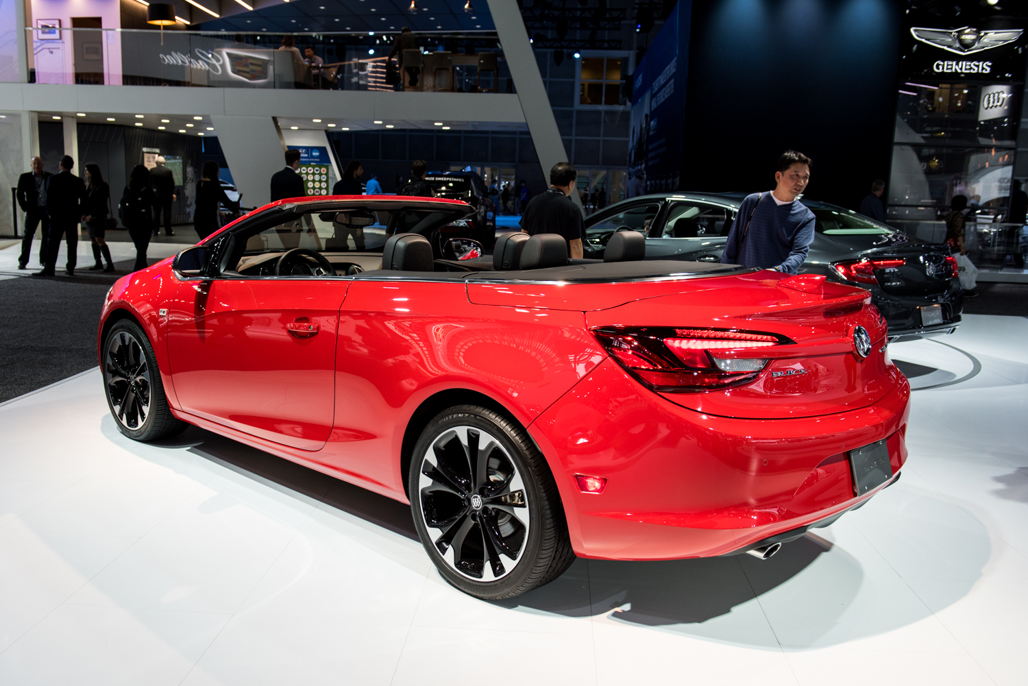 2019 Buick Cascada Info, Specs, Wiki | Gm Authority 2022 Buick Cascada Features, Gas Type, Hp