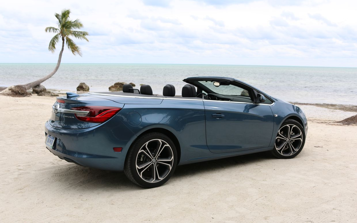 2019 Buick Cascada Reviews, News, Pictures, And Video - Roadshow New 2021 Buick Cascada Features, Gas Type, Hp