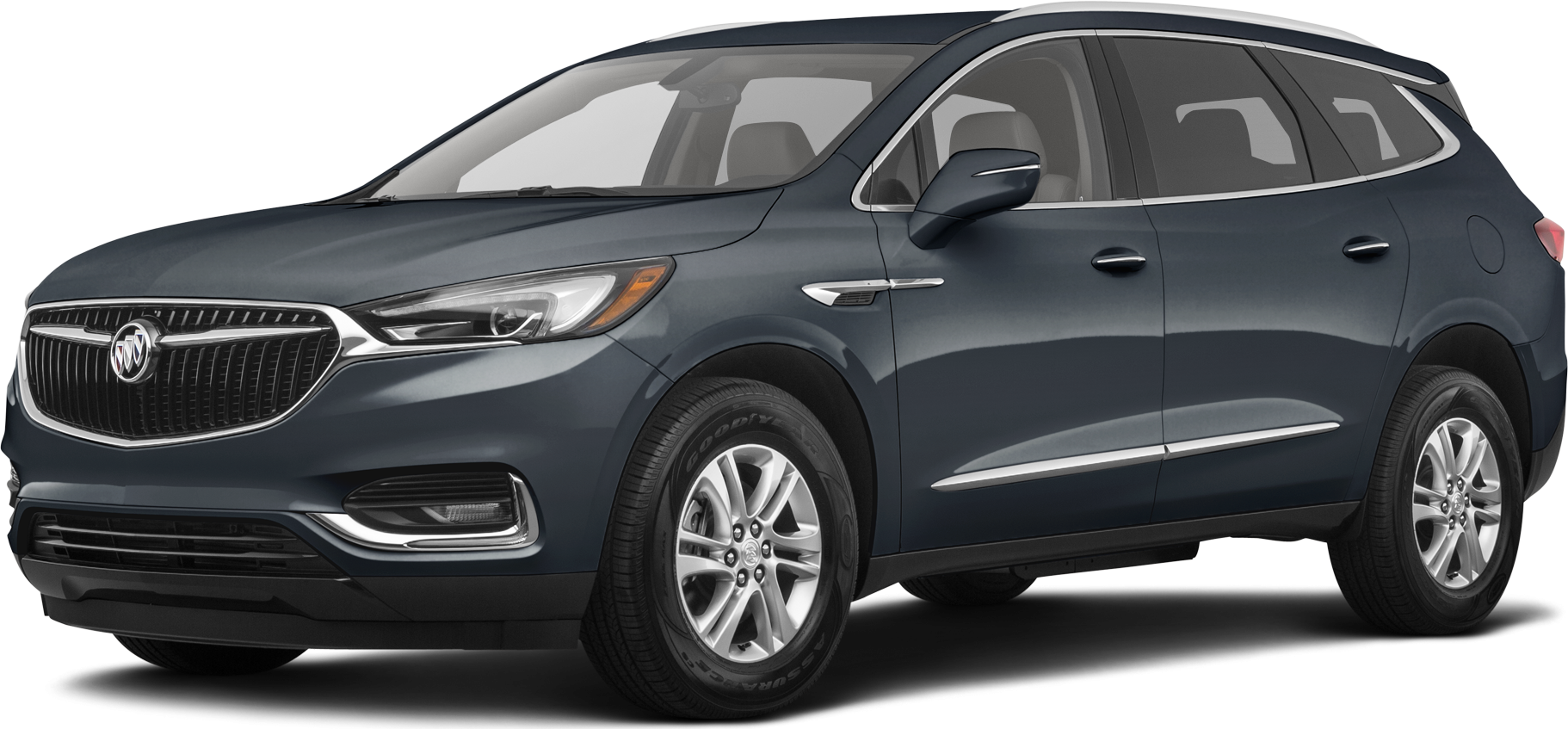 2019 Buick Enclave Prices, Reviews & Pictures | Kelley Blue Book New 2021 Buick Enclave Interior Pictures, Invoice Price, Lease