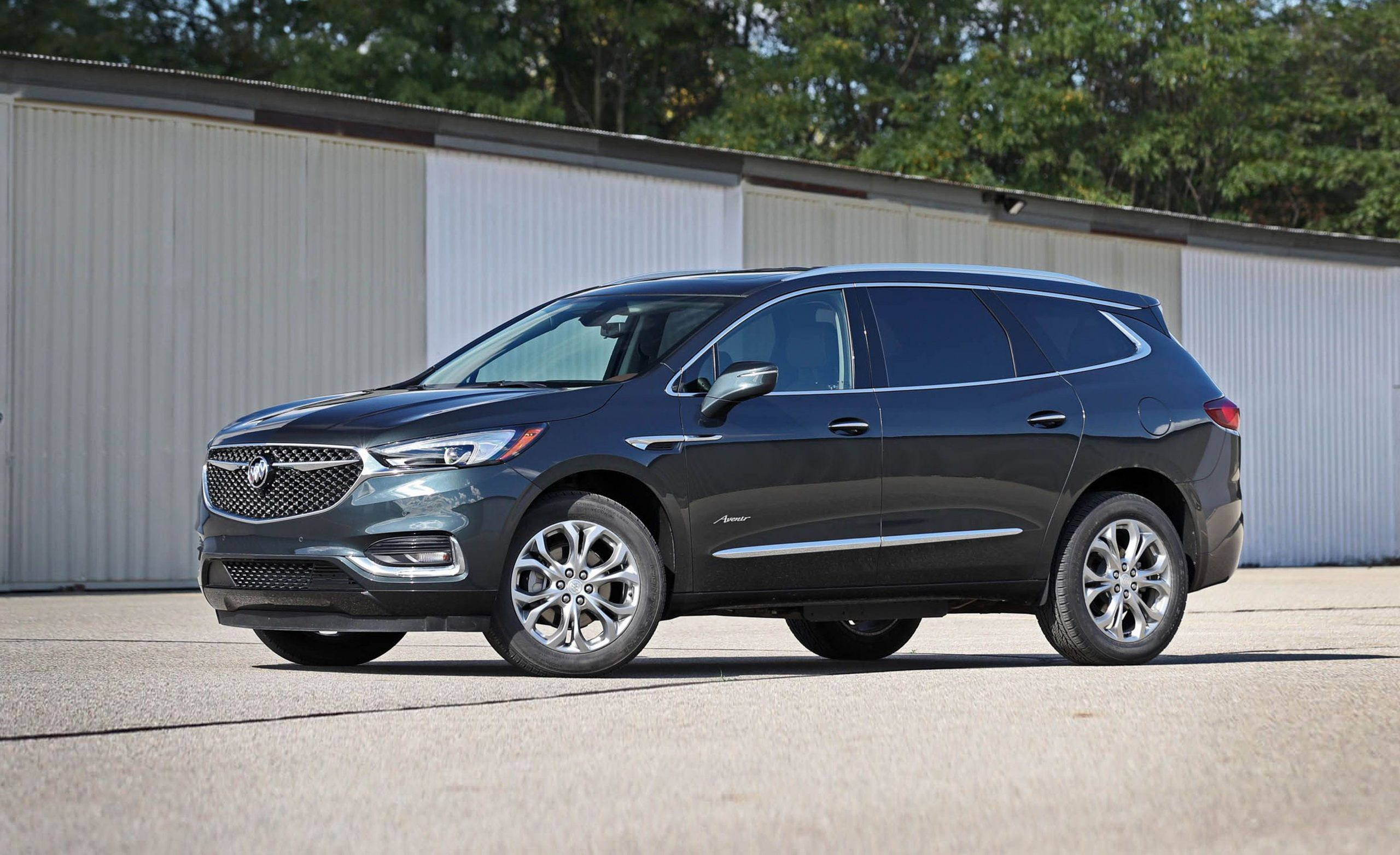 2019 Buick Enclave Review, Pricing, And Specs 2021 Buick Enclave Length, Leather, Lease Price