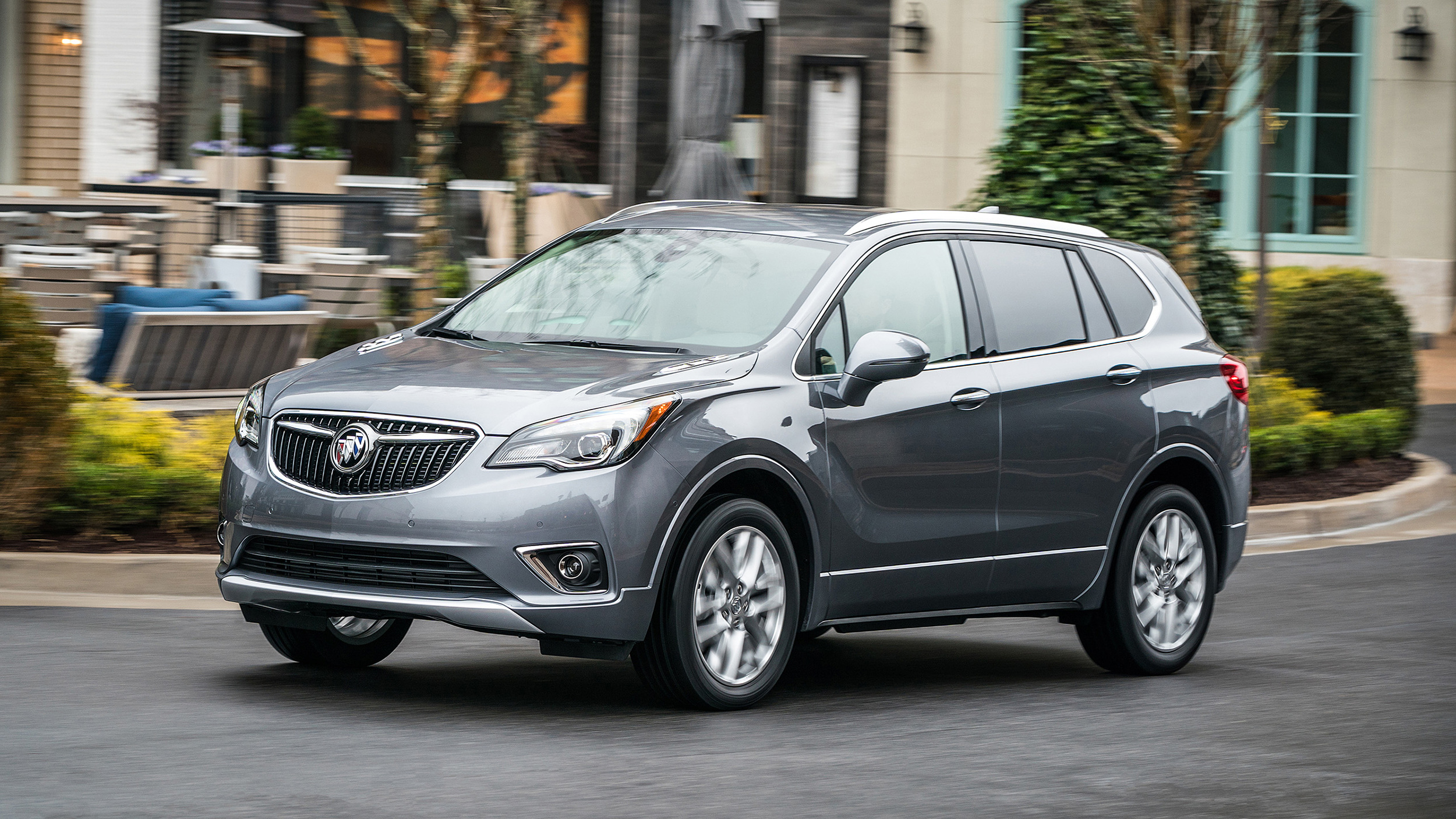 2019 Buick Envision Crossover Road Test Review | Autoblog 2022 Buick Envision Cargo Space, Curb Weight, Cost