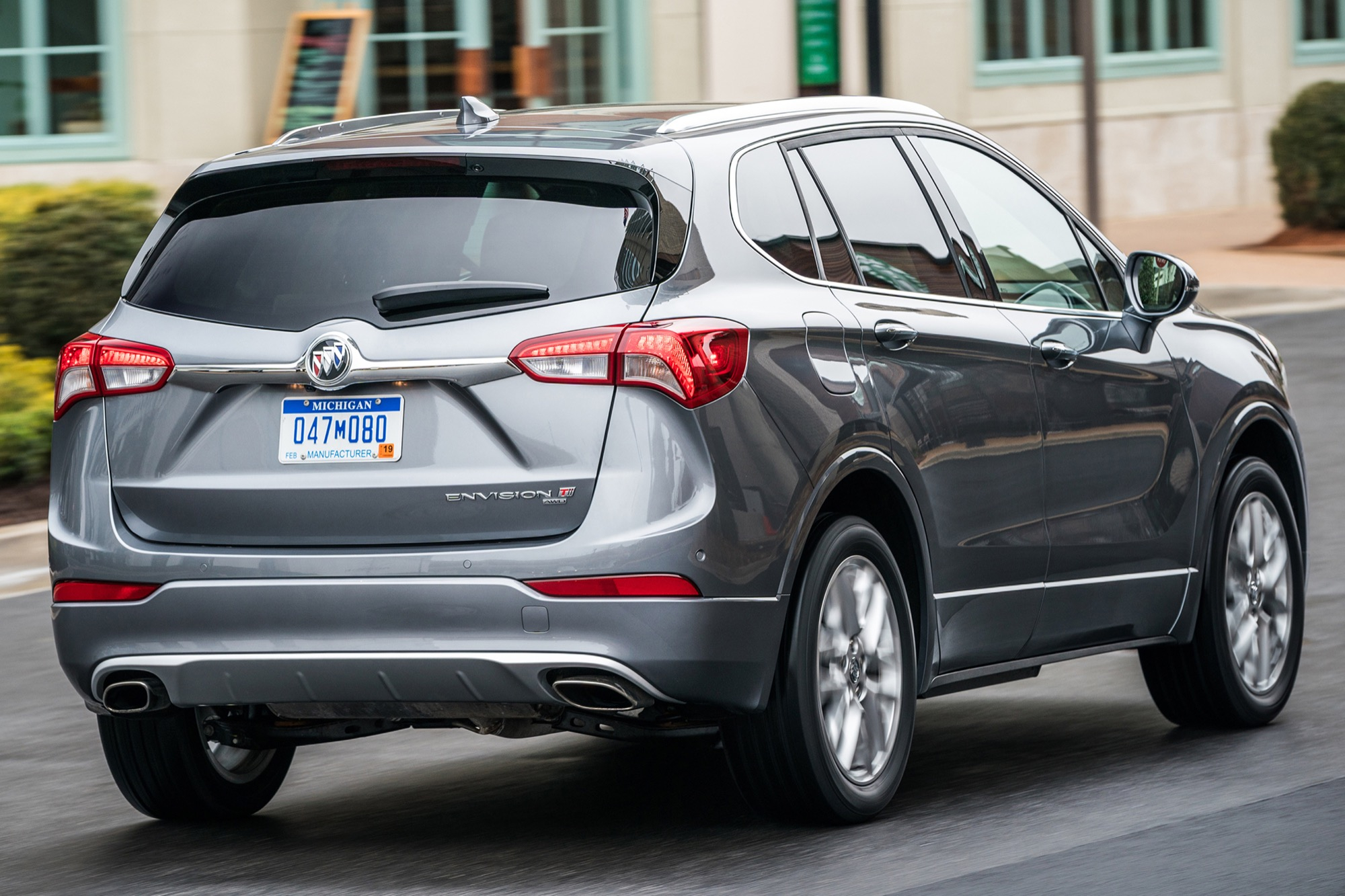 2019 Buick Envision Interactive Questions & Answers   Gm Is The 2021 Buick Envision Flat Towable