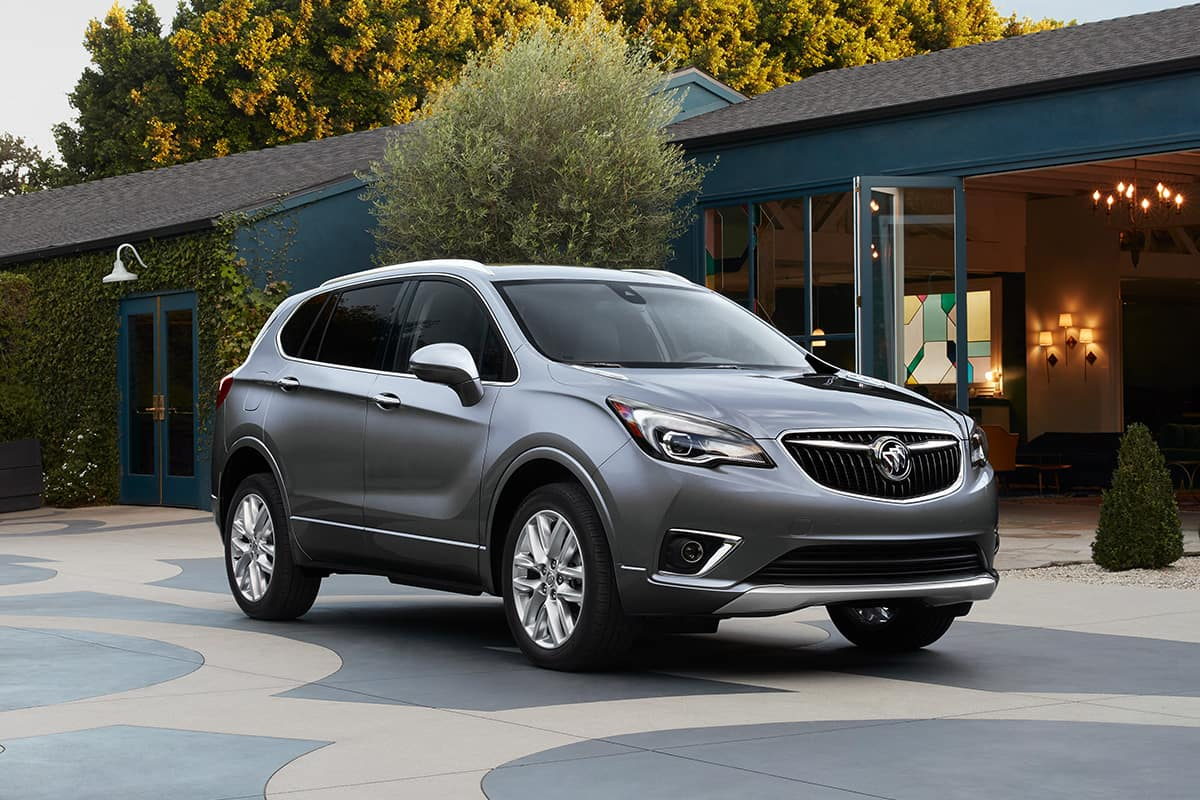 2019 Buick Envision Vs. 2020 Gmc Terrain Is The New 2021 Buick Envision Flat Towable
