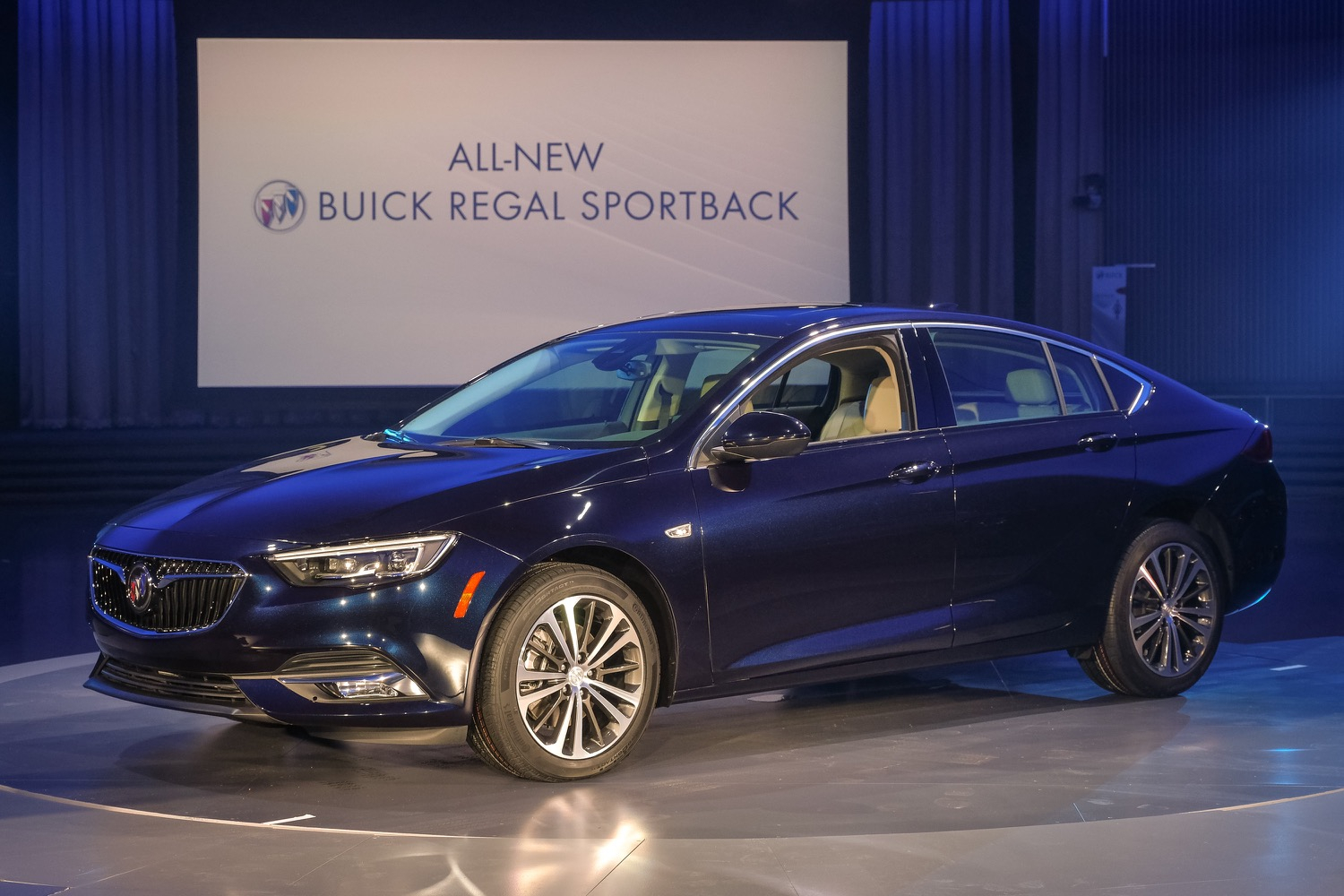 2019 Buick Regal Info, Specs, Wiki | Gm Authority New 2021 Buick Regal Sportback Configurations, Ground Clearance, Release Date