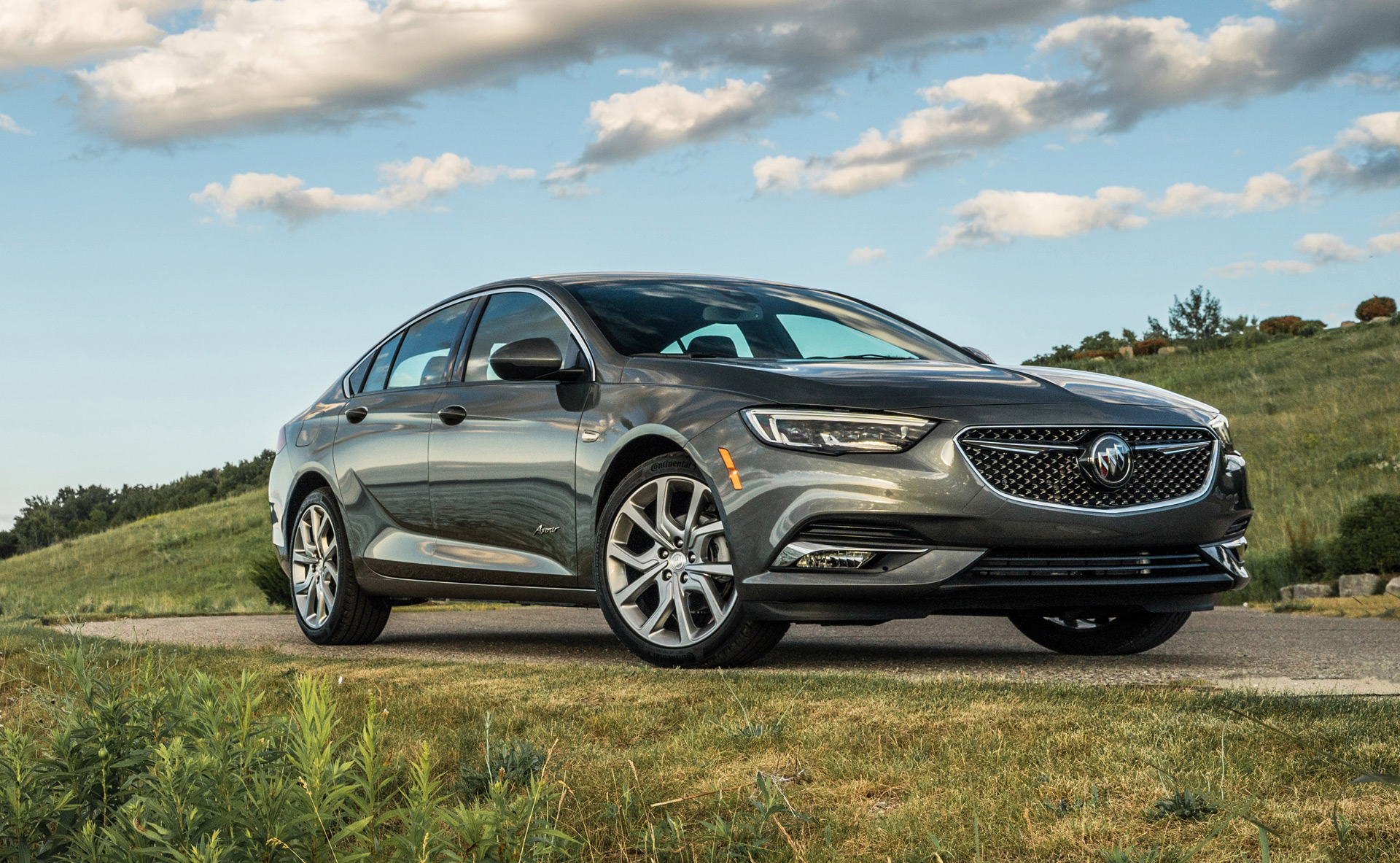 2019 Buick Regal Sportback Avenir: A Mid-Size, Full-Luxe New 2022 Buick Regal Pictures, Price, Reviews