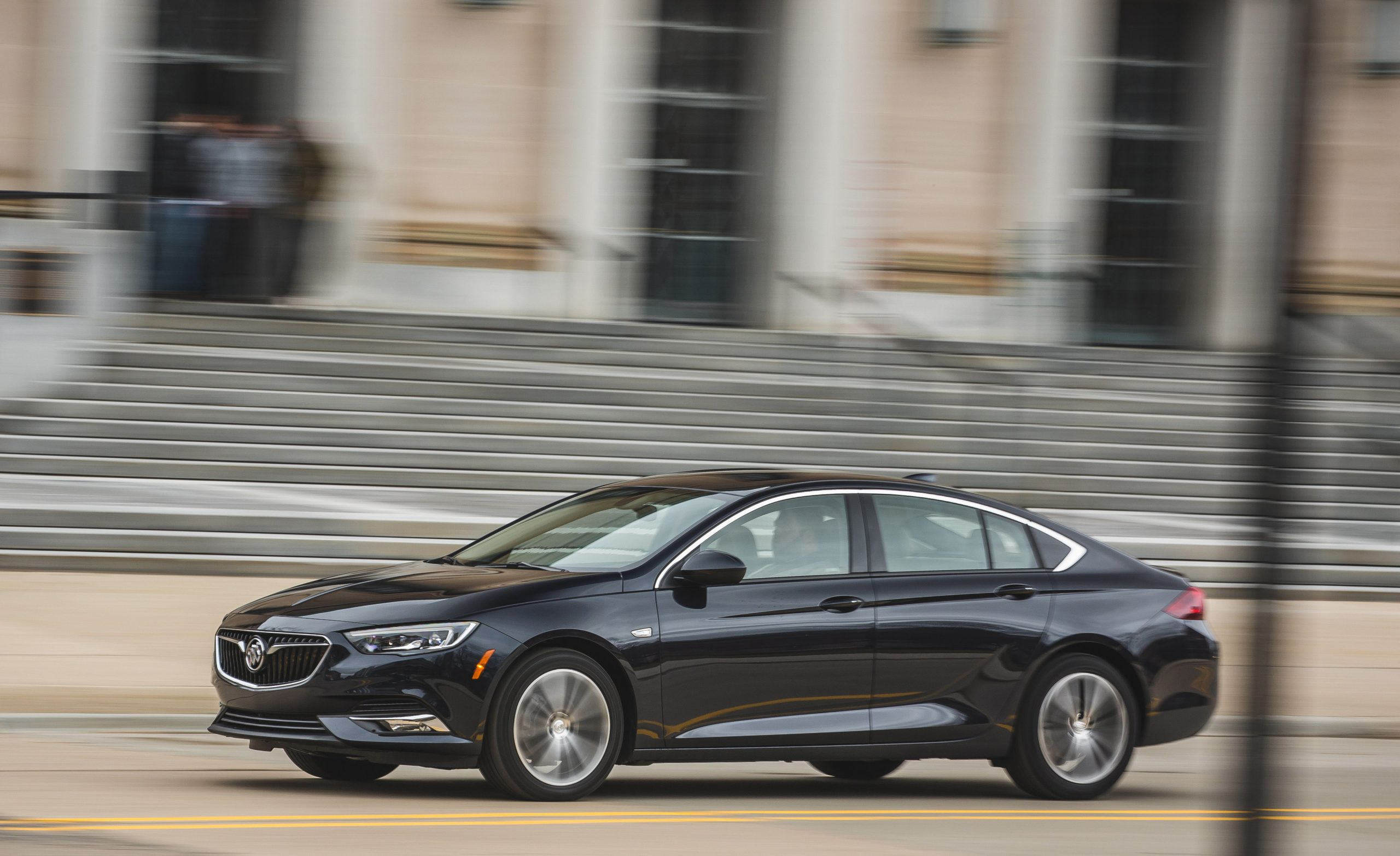 2019 Buick Regal Sportback Review, Pricing, And Specs New 2021 Buick Regal Sportback Review, Price, 0-60