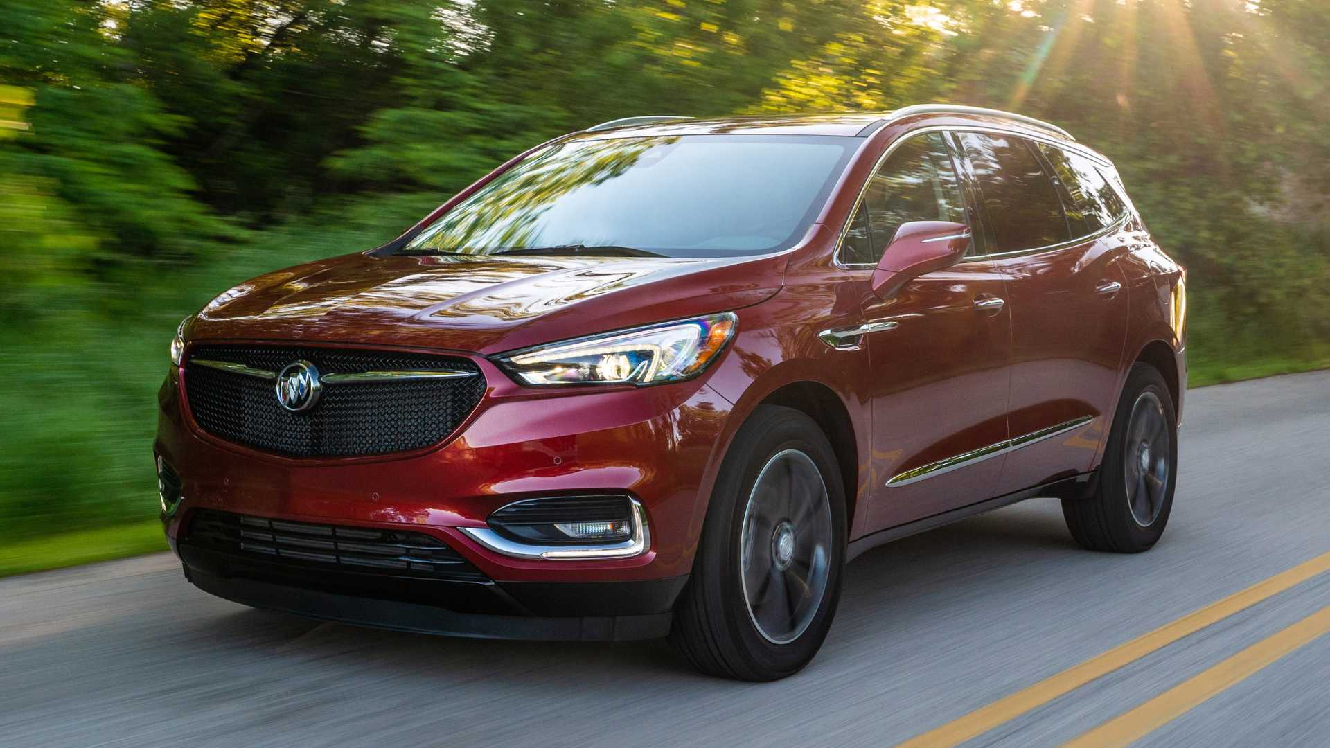 2020 Buick Enclave Debuts With Sport Touring Package 2021 Buick Enclave Avenir Owners Manual, Pictures, Colors