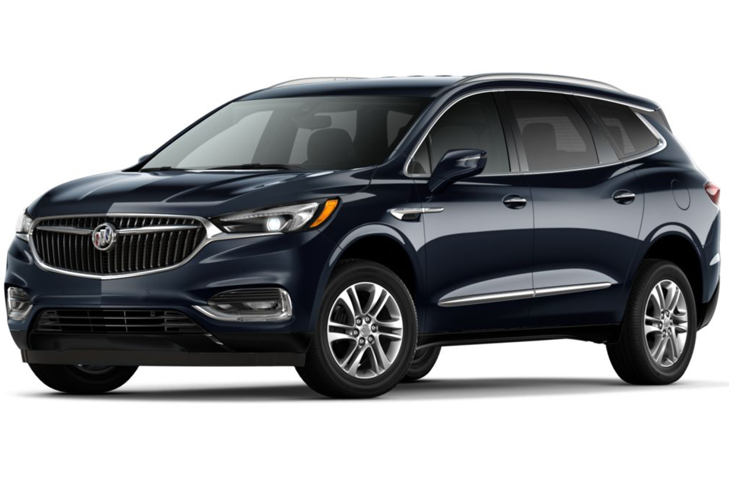2020 Buick Enclave Gets New Dark Moon Blue Color | Gm Authority New 2022 Buick Enclave Discounts, Discontinued, Exterior Colors