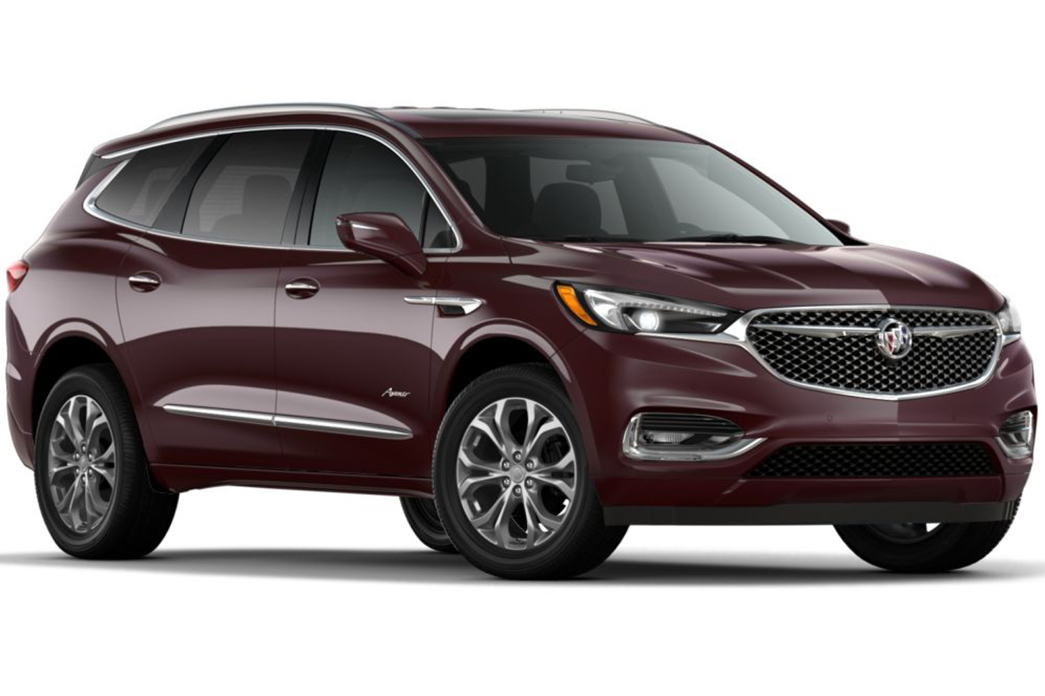 2020 Buick Enclave Gets New Rich Garnet Metallic Color | Gm New 2022 Buick Enclave Avenir Reviews, Cost, Colors