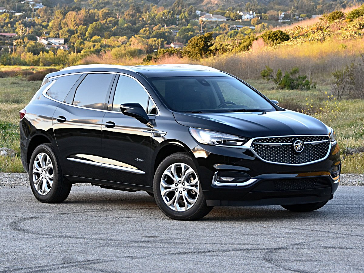 2021 buick enclave consumer reviews color options  2021