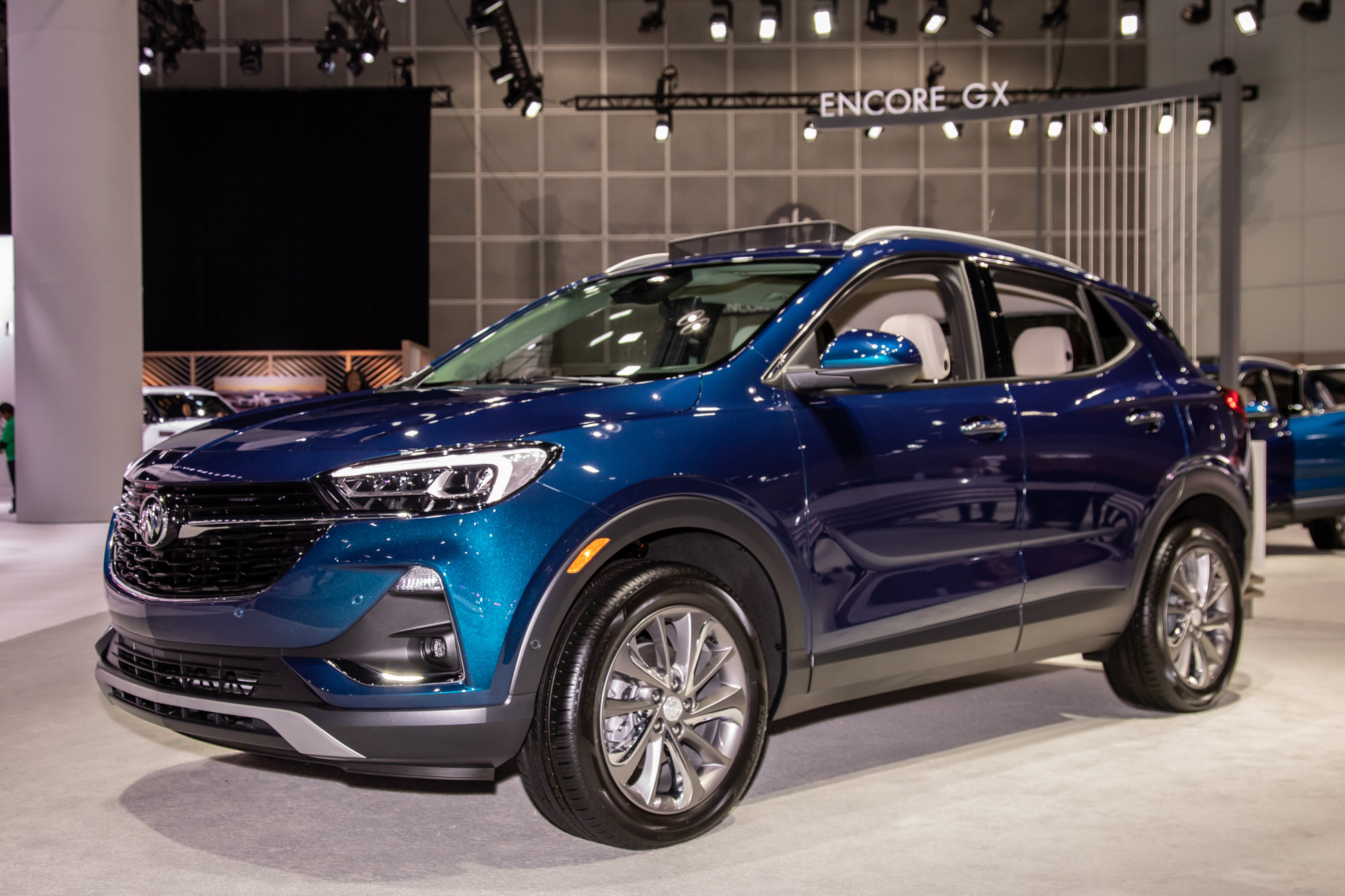 2020 Buick Encore Gx: Big Surprise In A Small Package | News 2021 Buick Encore Gx Test Drive, Engine, Reviews