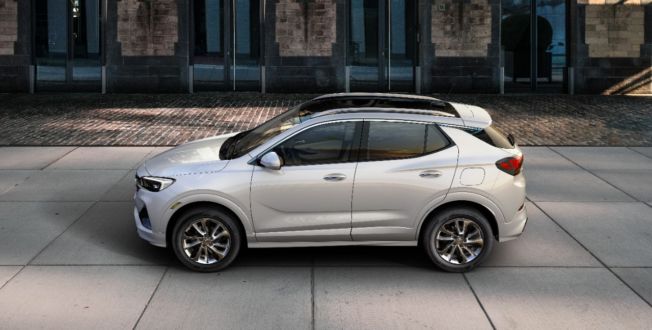 2020 Buick Encore Gx Expands Brand's Suv Family New 2021 Buick Encore Gx Build And Price, Build, Colors