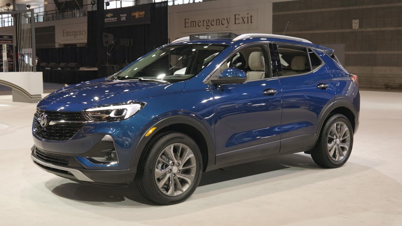 2020 Buick Encore Gx: First Impressions — Cars What Does A New 2022 Buick Encore Cost