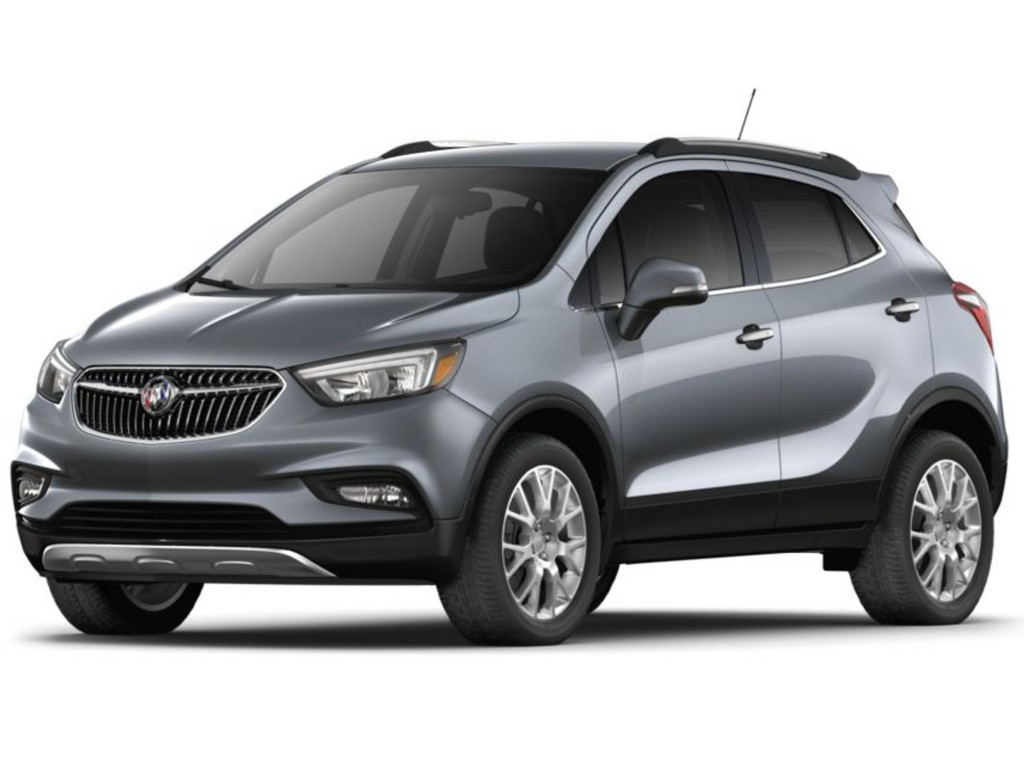 2020 Buick Encore: Here's What's New And Different | Gm New 2022 Buick Encore Colors, Interior, Awd