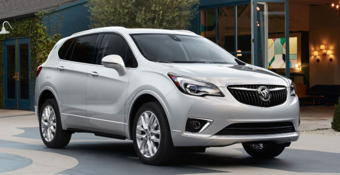 2021 Buick Envision Price   2021 Buick