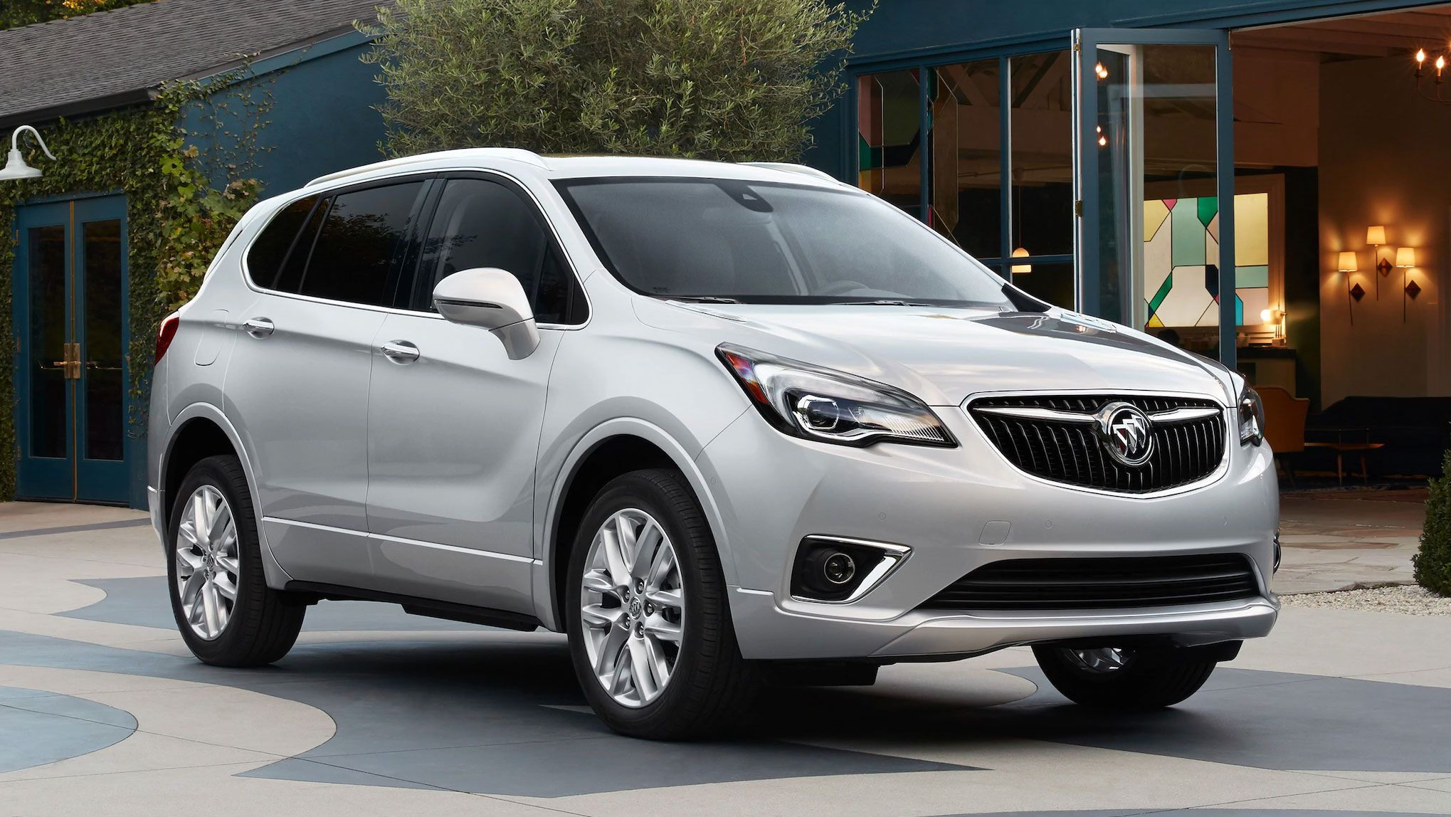 2020 Buick Envision Review, Pricing, And Specs Is The New 2021 Buick Envision Flat Towable