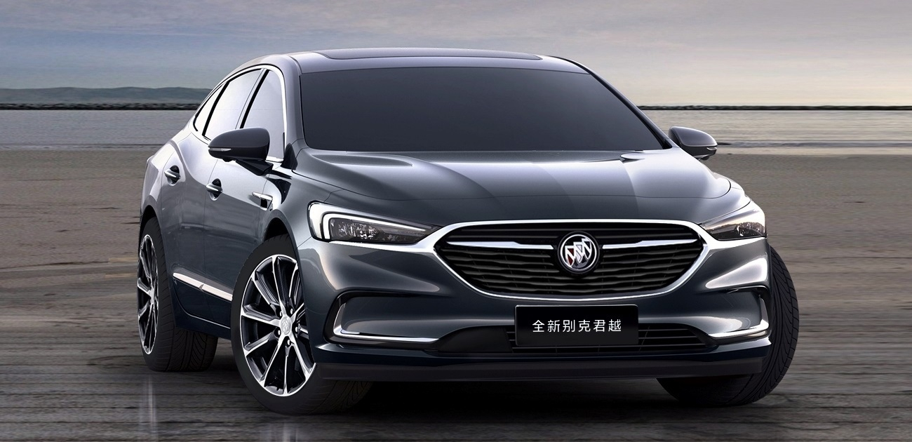 2020 Buick Lacrosse: Hot Or Not? | Gm Authority 2022 Buick Lucerne Reliability, Wheels, Grill