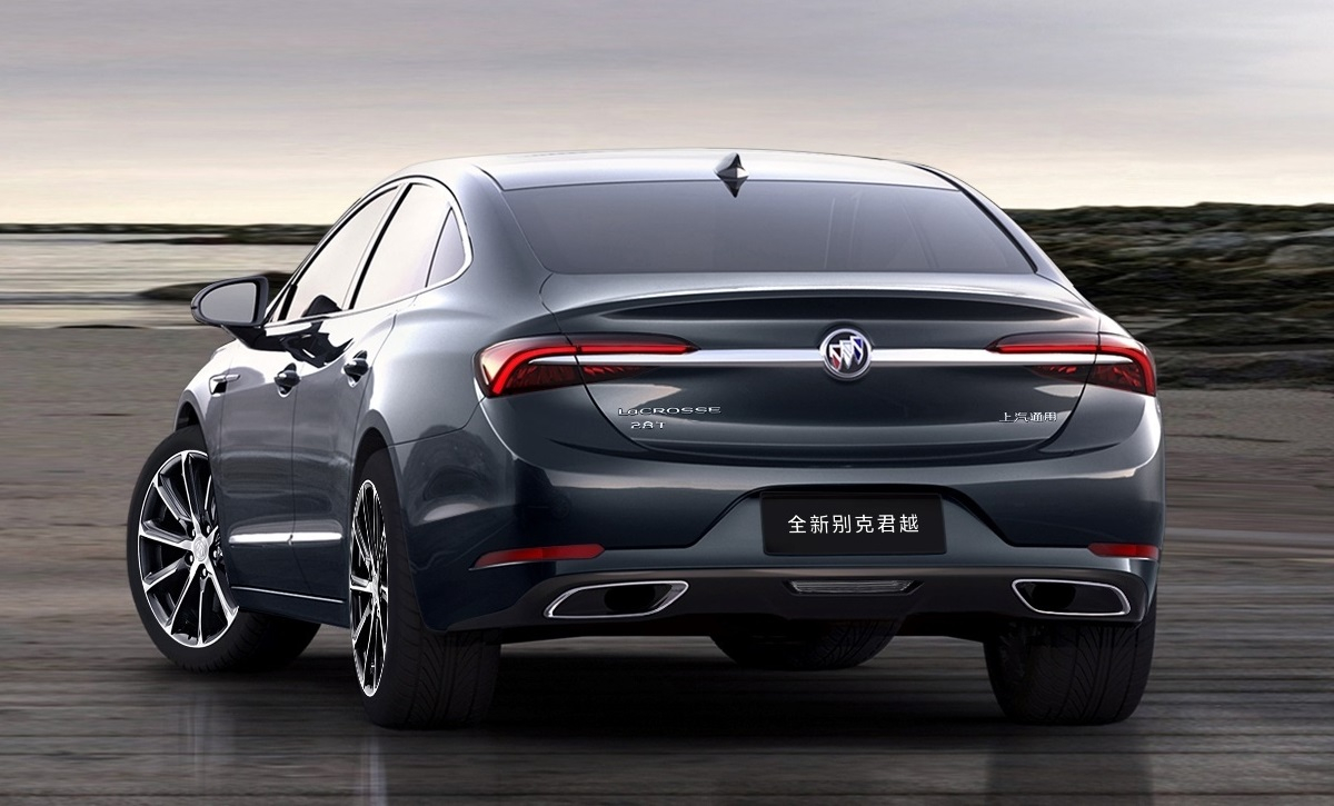 2020 Buick Lacrosse: Hot Or Not? | Gm Authority New 2022 Buick Riviera Value, Turbocharged, Exhaust