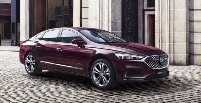 2021 buick lacrosse images   2021 buick