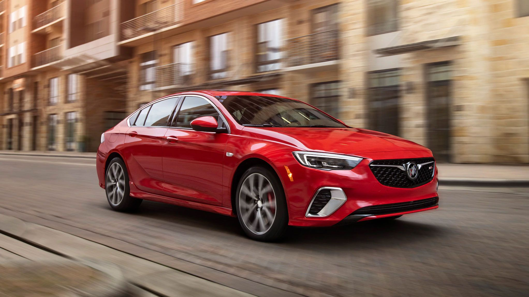 2020 Buick Regal Gs Review, Pricing, And Specs New 2021 Buick Regal Gs Colors, Changes, Horsepower