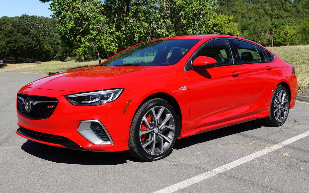2020 Buick Regal Sportback Reviews, News, Pictures, And New 2021 Buick Regal Msrp, Models, Manual